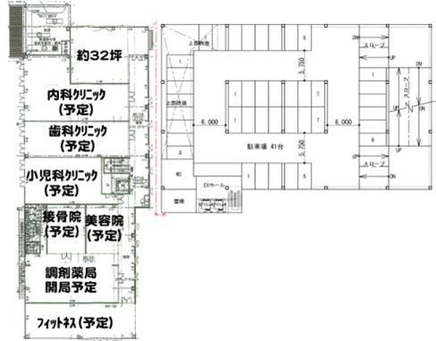 上永谷駅周辺の医院クリニック開業物件