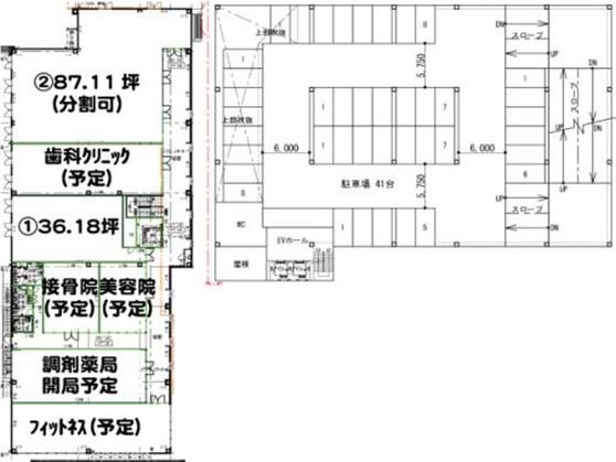 医療モールテナント神奈川 医院開業場所物件