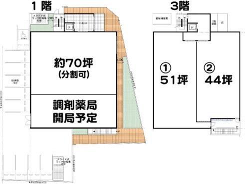 新所沢駅近の医院クリニック開業物件