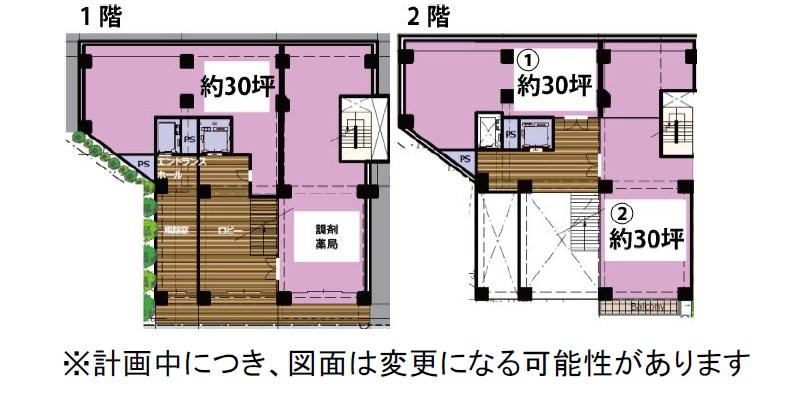 曙橋駅の医院クリニック開業物件