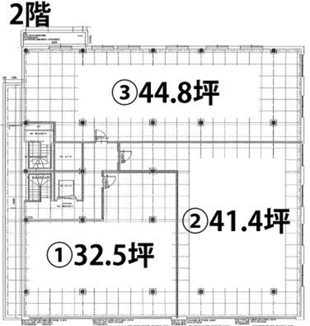 武蔵中原駅近の医院クリニック開業物件