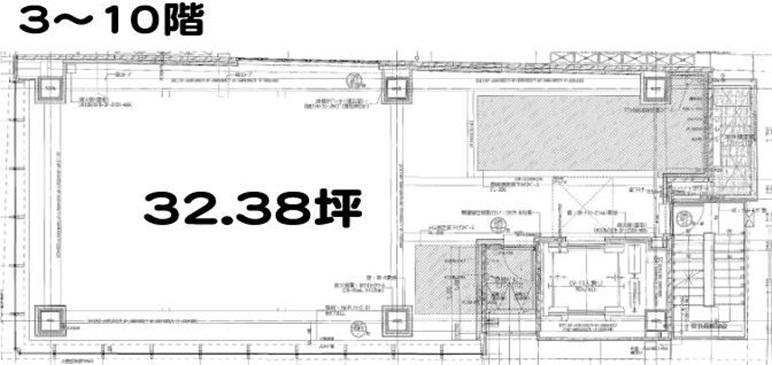 日本橋馬喰町駅近の医院クリニック開業物件