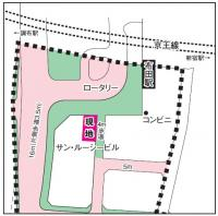 東京都調布市 開業場所 布田駅前物件 サン・ルーシー 医療ビルテナント-アクセス