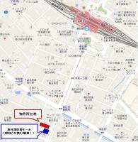 春日部 昭和ビル第5 医療物件-map