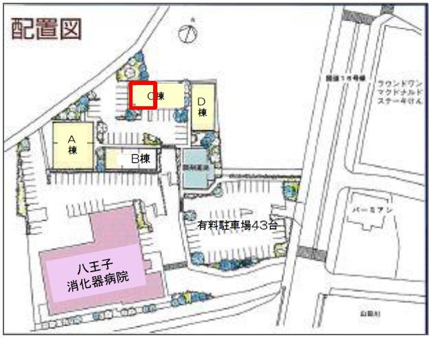 医療モールビレッジ東京 開業場所物件