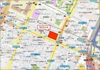 内幸町 医療モール物件-map